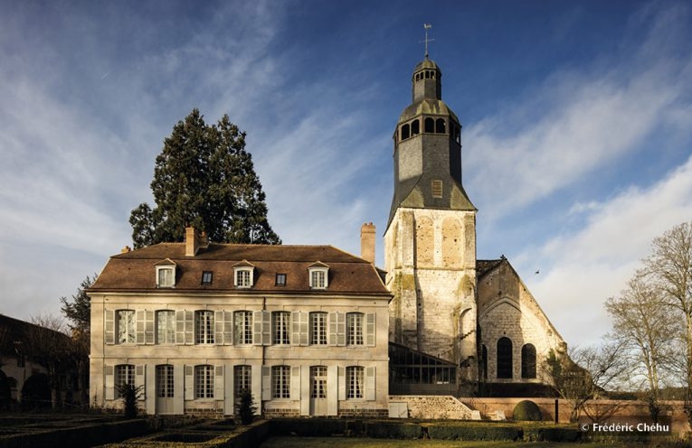 l'Ancien collège militaire et royal à Thiron-Gardais ©Frédéric Chéhu