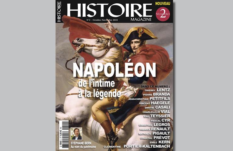 L'édito d'HISTOIRE MAGAZINE n°2
